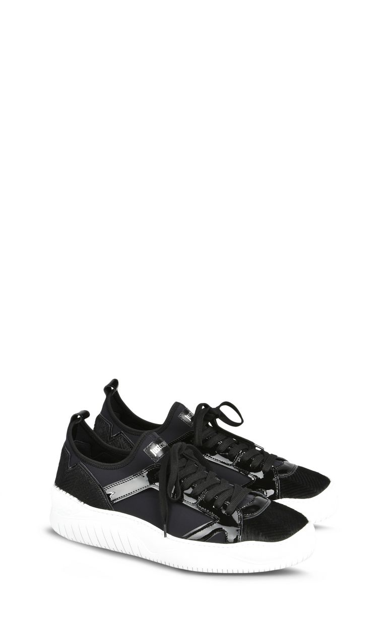 JUST CAVALLI Low-top sneaker with thick sole Sneakers [*** pickupInStoreShippingNotGuaranteed_info ***] r