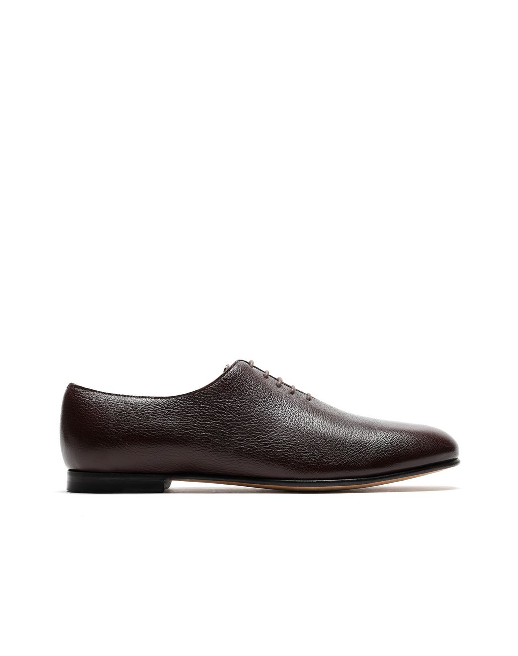 BRIONI Dark Brown Foot Glove Lace-up Formal shoes Man f