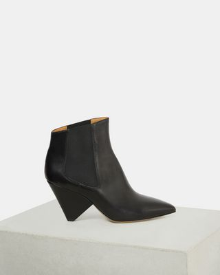 ISABEL MARANT BOOTS Woman LASHBY ankle boots d