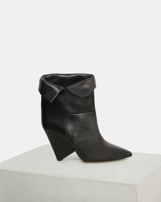 ISABEL MARANT BOOTS Woman LULIANA ankle boots d
