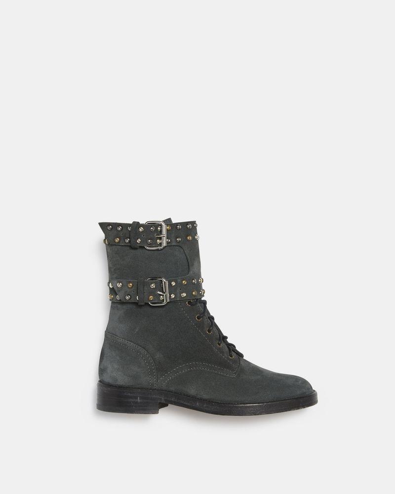 TEYLON studded ankle boots ISABEL MARANT