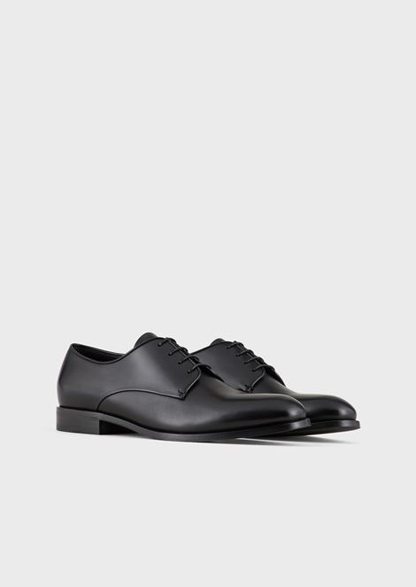 Smooth calfskin leather Derby