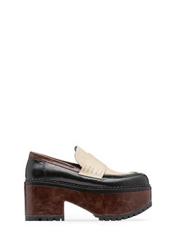 Marni Calfskin loafer Woman
