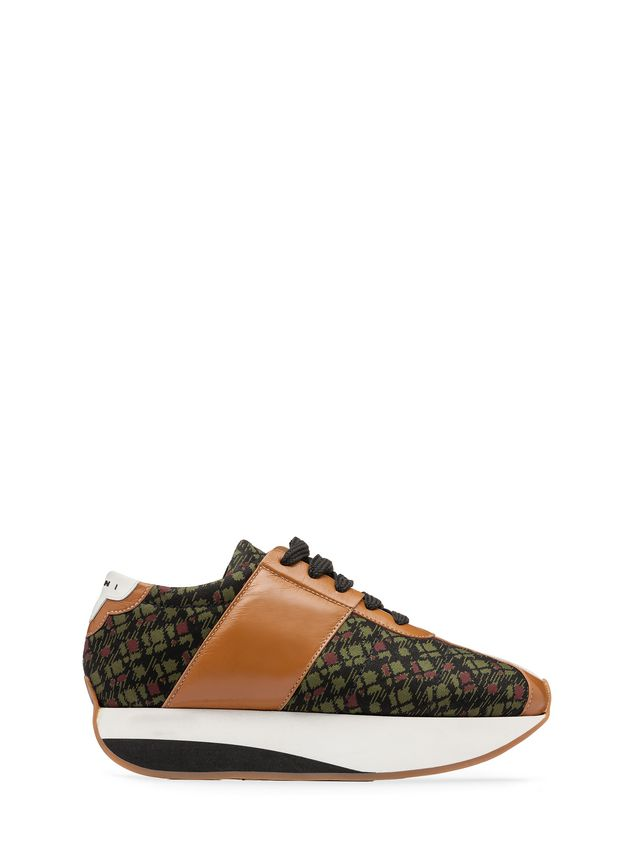 Sneaker Ligne Big Boutique Foot En Marni Femme wTEY4Bgxq