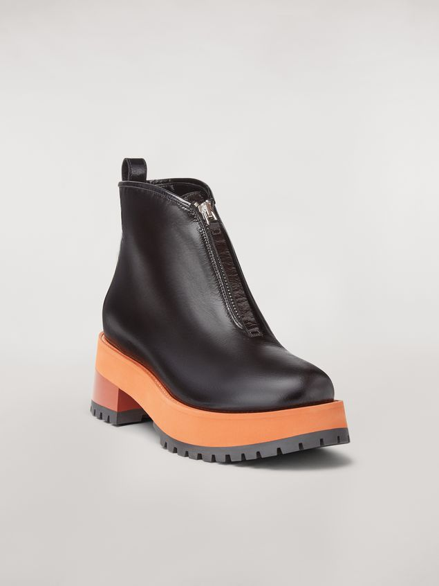Marni Ankle boot in calfskin Woman - 2
