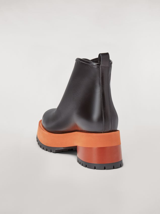 Marni Ankle boot in calfskin Woman - 3