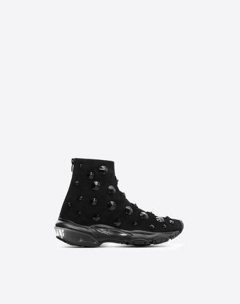VALENTINO GARAVANI HIGH-TOP SNEAKER D Bounce Sneaker f