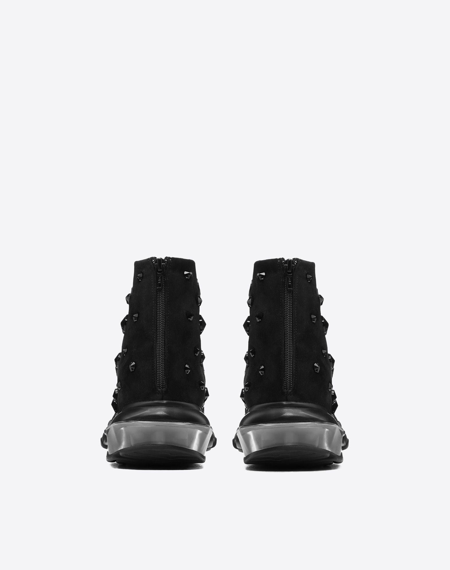 VALENTINO GARAVANI Bounce Sneaker HIGH-TOP SNEAKER D d
