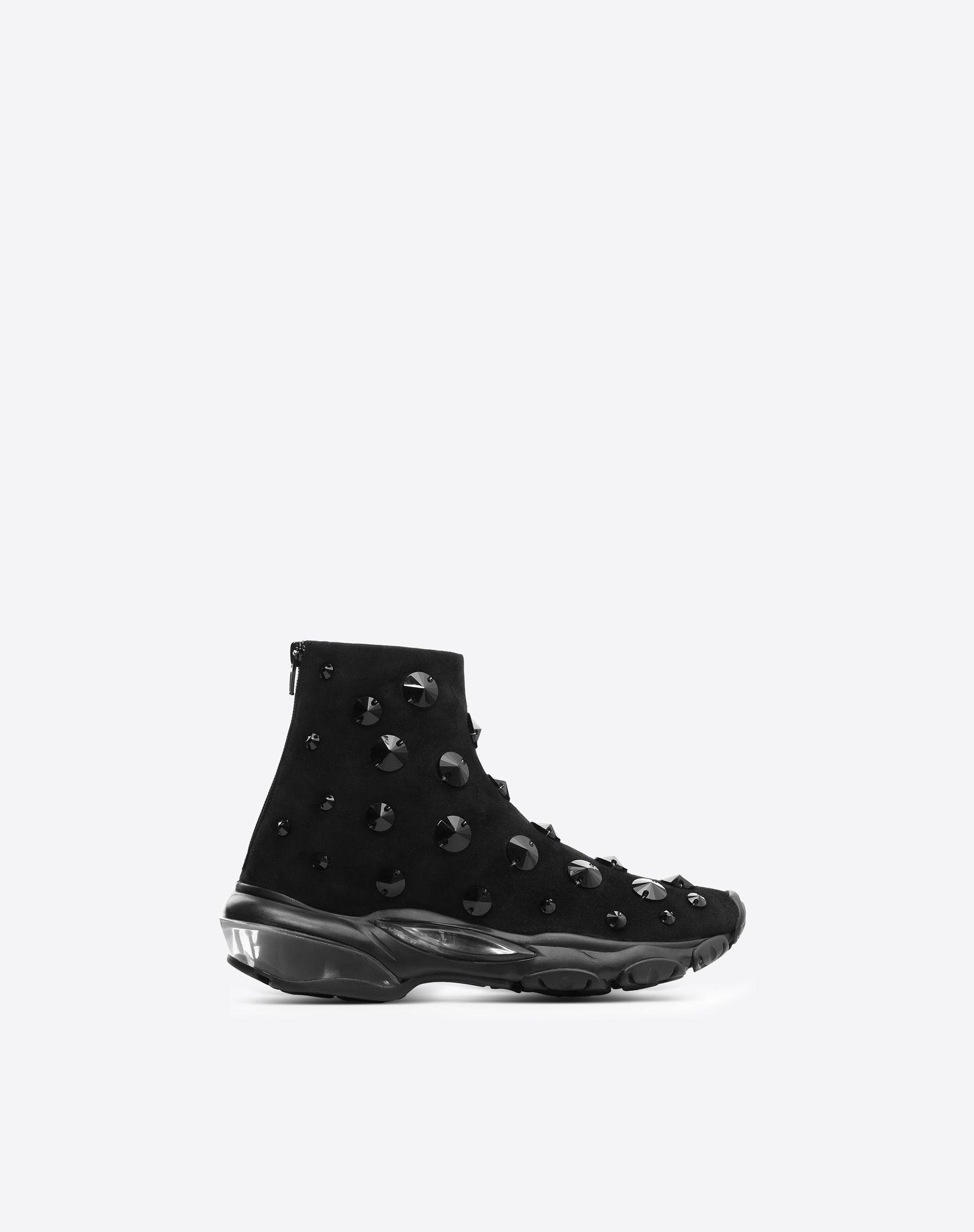VALENTINO GARAVANI Bounce Sneaker HIGH-TOP SNEAKER D f