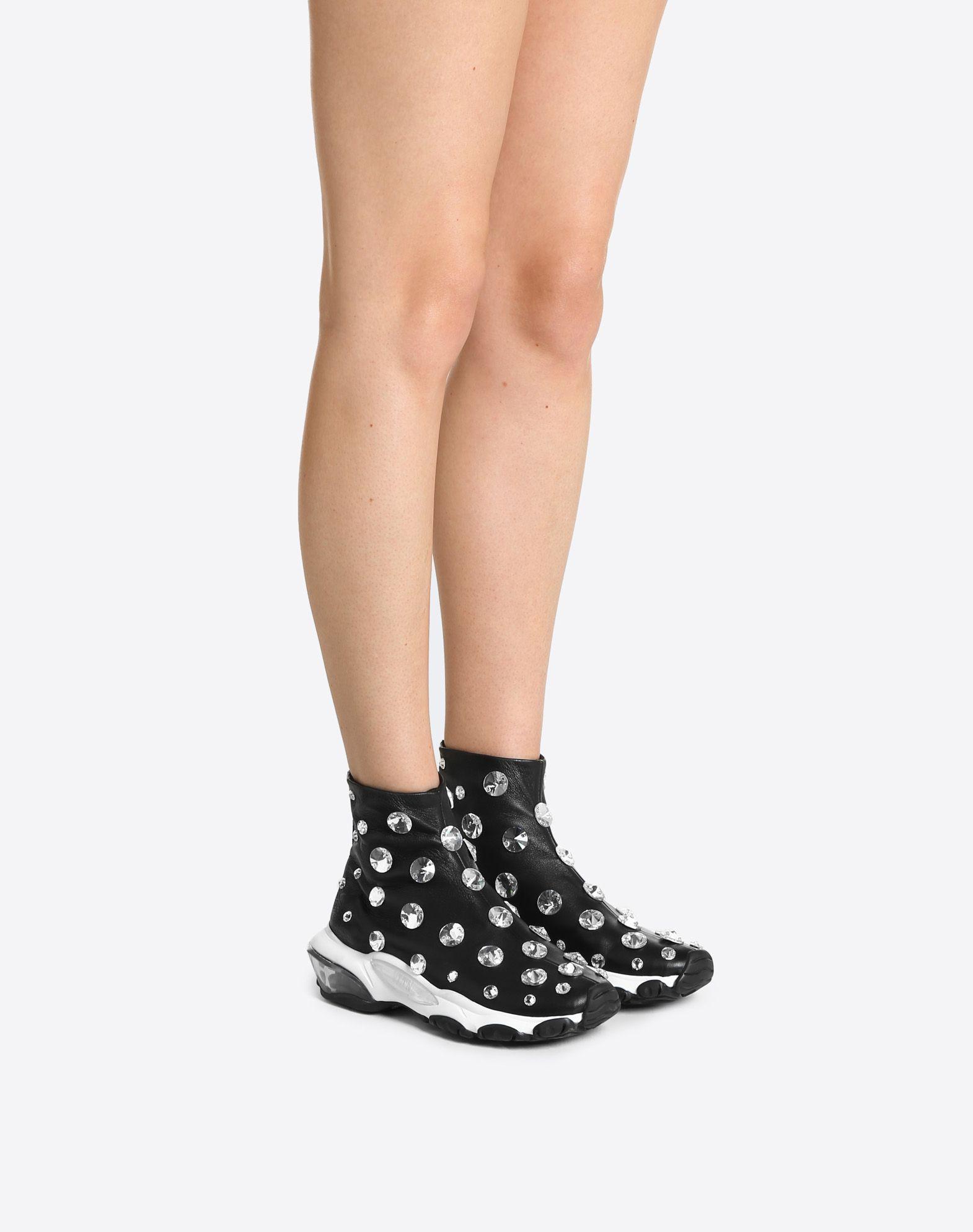 VALENTINO GARAVANI Sneakers Bounce SNEAKERS ALTAS D a