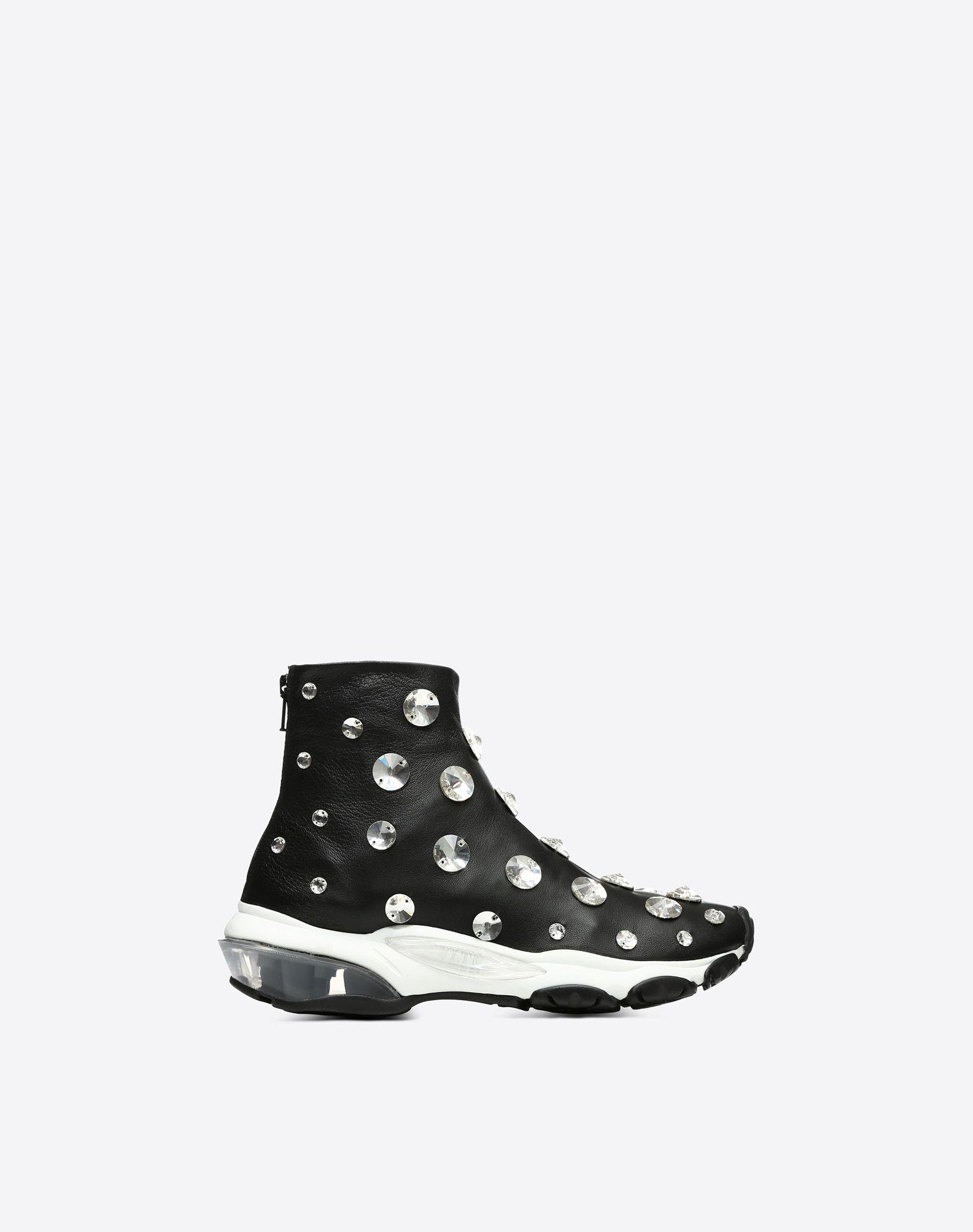 VALENTINO GARAVANI Sneakers Bounce SNEAKERS ALTAS D f