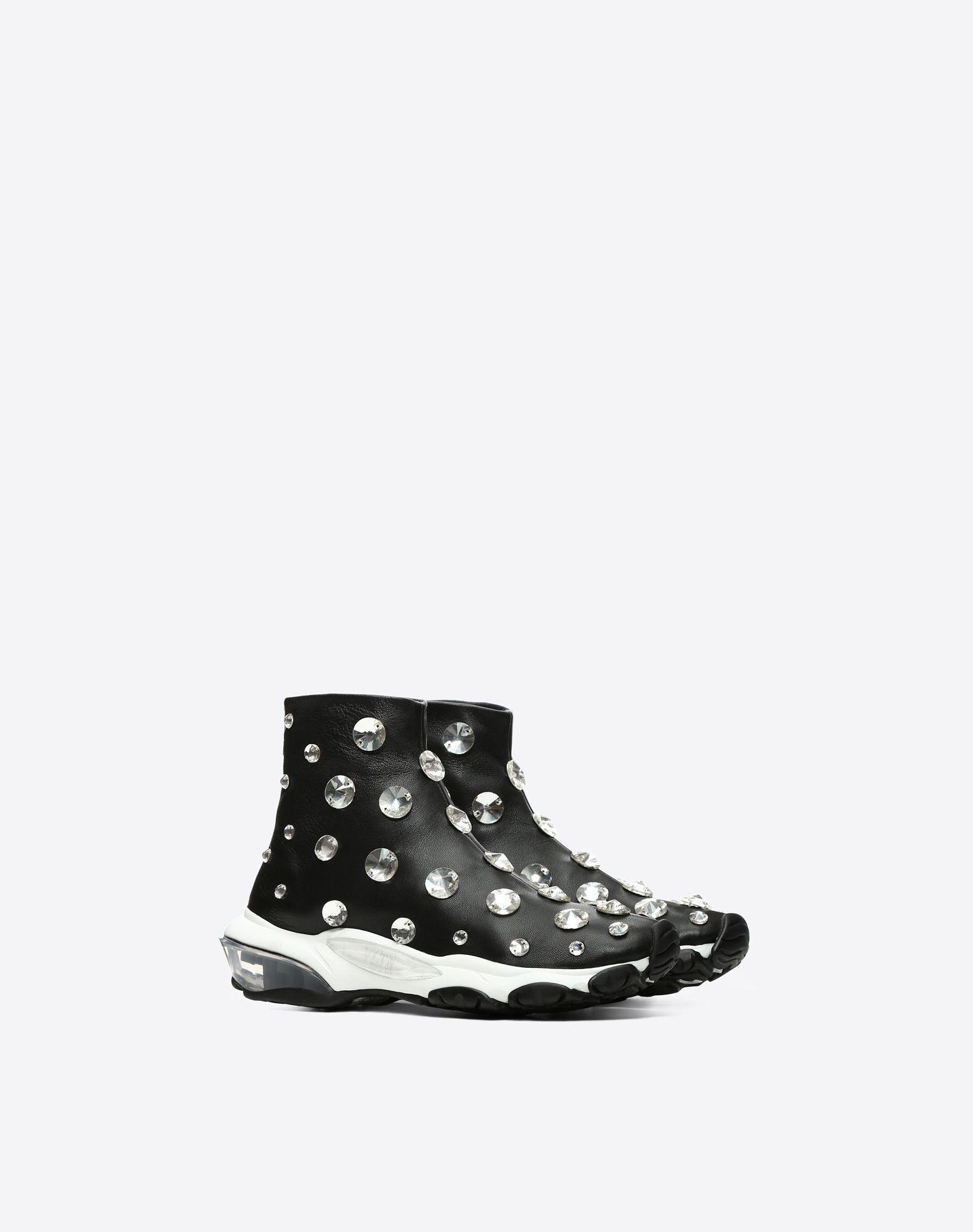 VALENTINO GARAVANI Sneakers Bounce SNEAKERS ALTAS D r