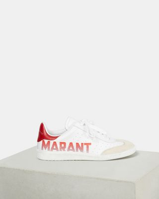 "ISABEL MARANT WEDGES/CLOGS Woman BRYCE ""MARANT"" sneakers d"