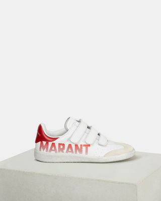 "ISABEL MARANT SNEAKERS Woman BETH ""MARANT"" sneakers d"