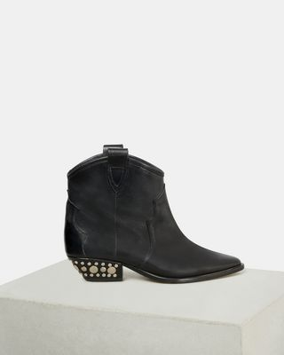 ISABEL MARANT BOOTS Woman DAWYNA ankle boots d