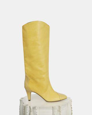 ISABEL MARANT STIVALI Donna LESTEN Stivali con tacco d