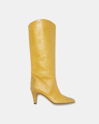 LESTEN high heels boots