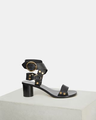 ISABEL MARANT SANDALS Woman JEYKA high heel sandals d