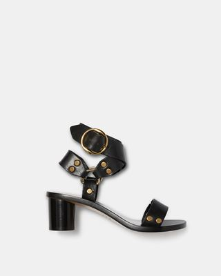JEYKA high heel sandals