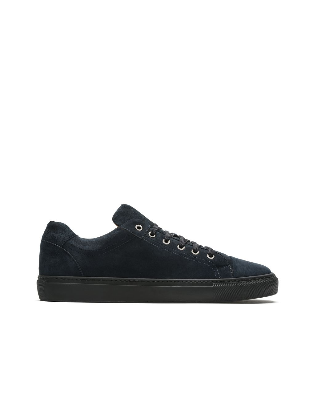 BRIONI Navy Blue Sneakers Sneakers Man f