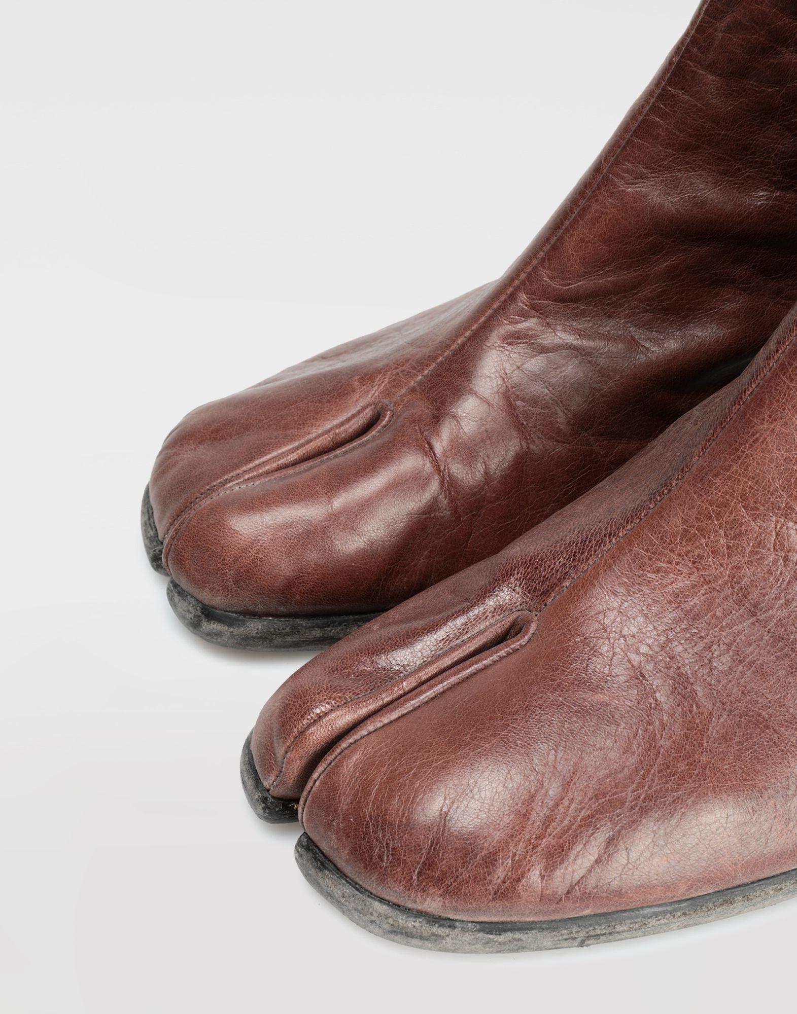 MAISON MARGIELA Stiefeletten Tabi Ankle Boots Tabi Herr b