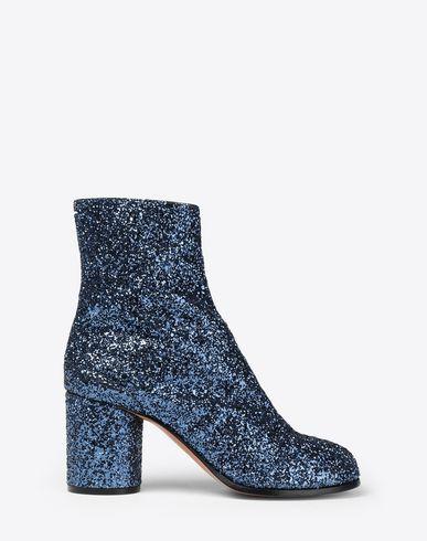 MAISON MARGIELA Tabi boots Woman Glitter Tabi boots  f