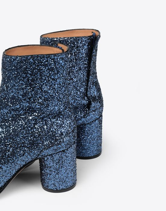 MAISON MARGIELA Glitter Tabi boots Tabi boots [*** pickupInStoreShipping_info ***] e