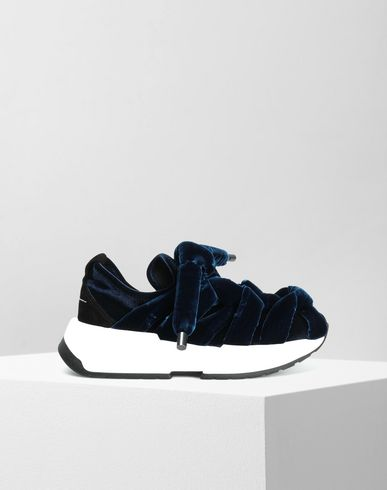 MM6 MAISON MARGIELA Sneakers Woman Bow tied sandals f