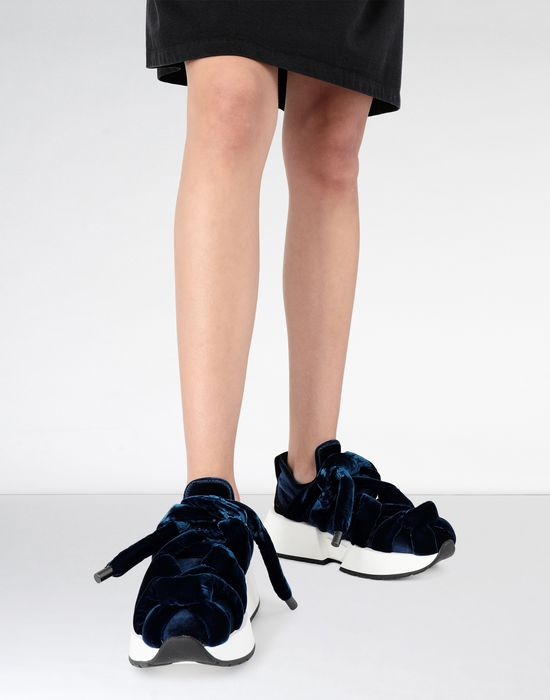 MM6 MAISON MARGIELA Bow tied sandals Sneakers [*** pickupInStoreShipping_info ***] b