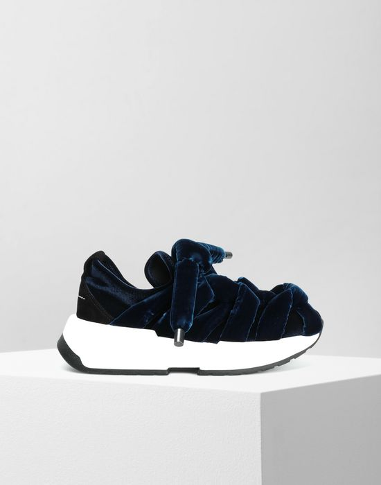 MM6 MAISON MARGIELA Bow tied sandals Sneakers [*** pickupInStoreShipping_info ***] f