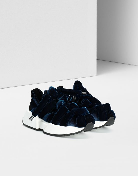 MM6 MAISON MARGIELA Bow tied sandals Sneakers [*** pickupInStoreShipping_info ***] r