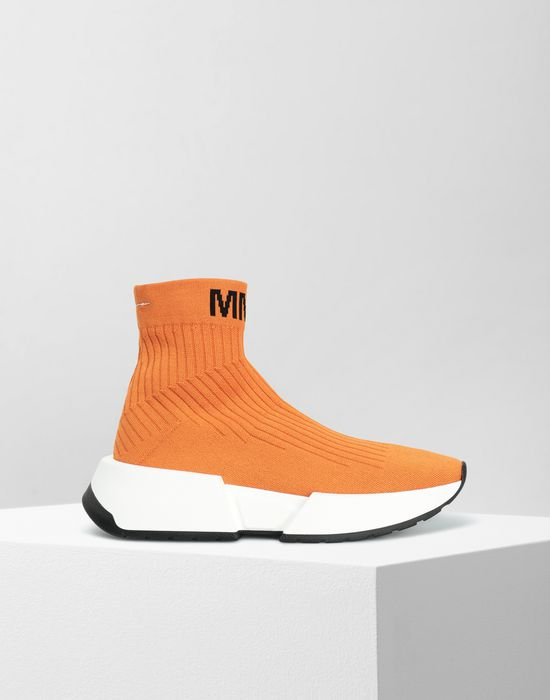 MM6 MAISON MARGIELA Flare sock sneakers Sneakers [*** pickupInStoreShipping_info ***] f
