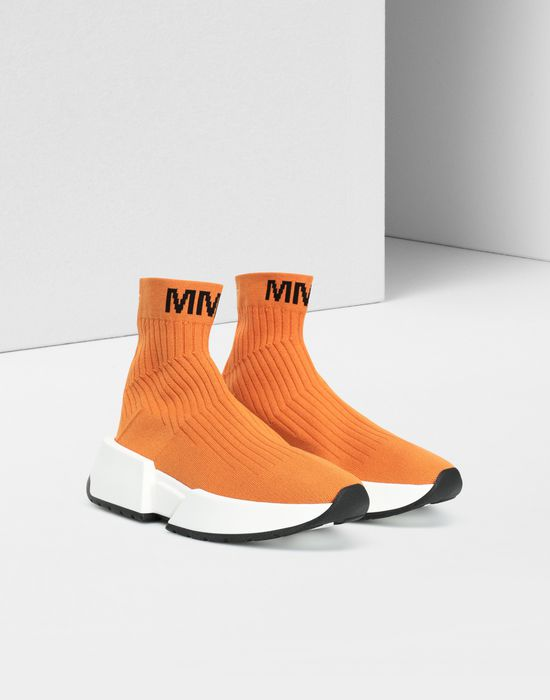 MM6 MAISON MARGIELA Flare sock sneakers Sneakers [*** pickupInStoreShipping_info ***] r