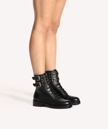 REDValentino QQ2S0B30MZB 0NO Boot Woman b