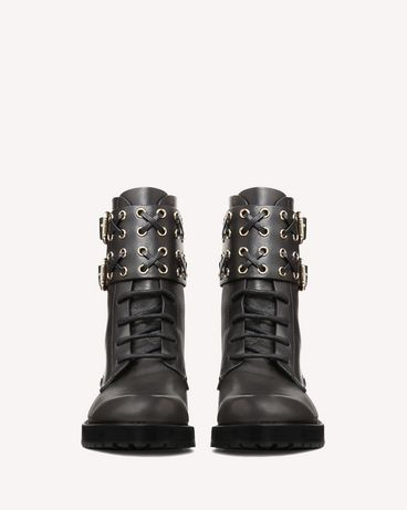 REDValentino QQ2S0B30MZB 0NO Boot Woman d