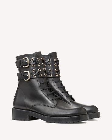 REDValentino QQ2S0B30MZB 0NO Boot Woman f