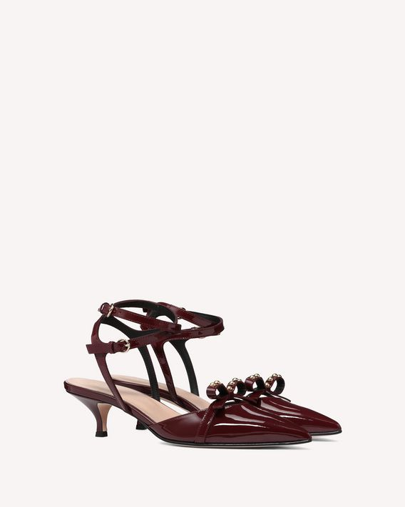 REDValentino SOFT BOW COURT