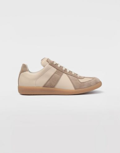 MAISON MARGIELA スニーカー [*** pickupInStoreShippingNotGuaranteed_info ***] Low-top 'Replica' sneaker f