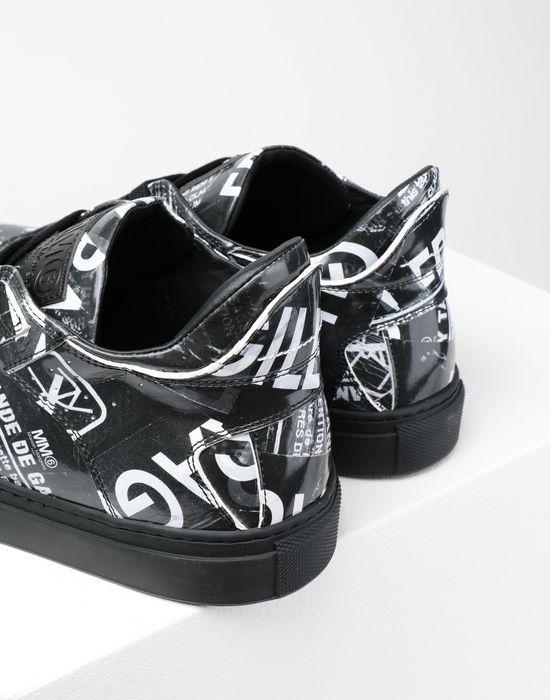 MM6 MAISON MARGIELA Fragile print sneakers Sneakers [*** pickupInStoreShipping_info ***] a