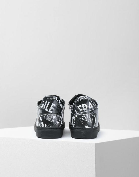 MM6 MAISON MARGIELA Fragile print sneakers Sneakers [*** pickupInStoreShipping_info ***] d