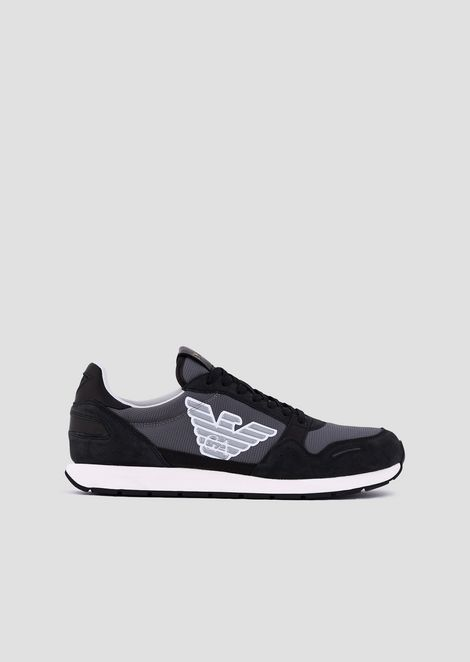 e939706b9a2 Sneakers with Side Logo
