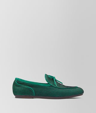 MOCASSINO BV TRINITY IN SUEDE ALOE
