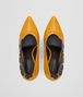 marigold/nero kid moodec curl pump Back Detail Portrait