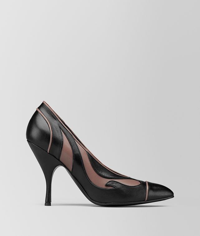 BOTTEGA VENETA DECO ROSE KID MOODEC FLAME PUMP Pump [*** pickupInStoreShipping_info ***] fp