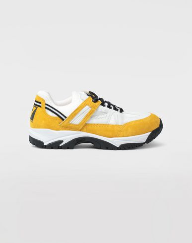 MAISON MARGIELA Sneakers [*** pickupInStoreShippingNotGuaranteed_info ***] Two-tone Security sneakers f