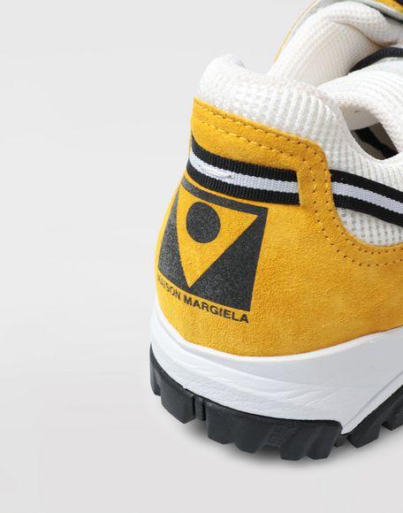 MAISON MARGIELA Two-tone Security sneakers Sneakers Man b