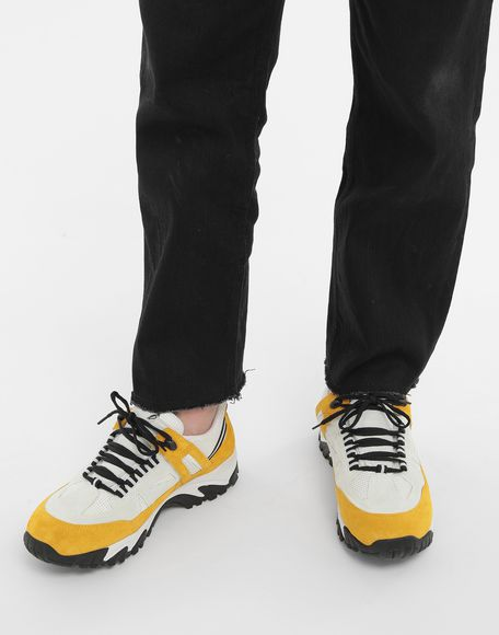 MAISON MARGIELA Two-tone Security sneakers Sneakers Man r