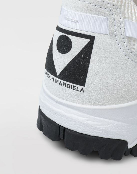 MAISON MARGIELA Security sneakers Sneakers [*** pickupInStoreShippingNotGuaranteed_info ***] b