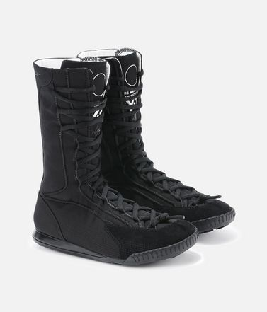 Y-3 High-top sneakers Woman Y-3 Yuuki r