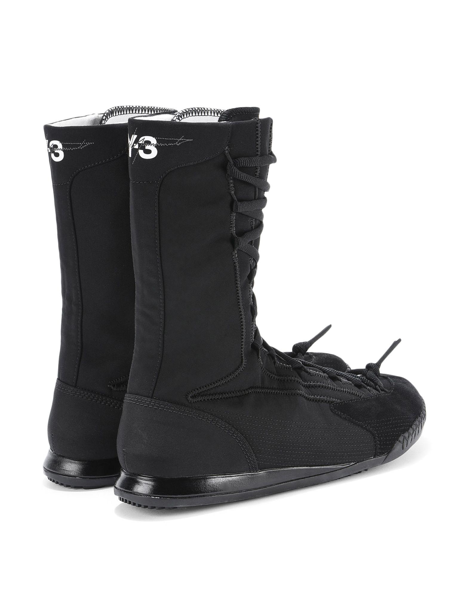 Y-3 Y-3 Yuuki High-top sneakers Woman c